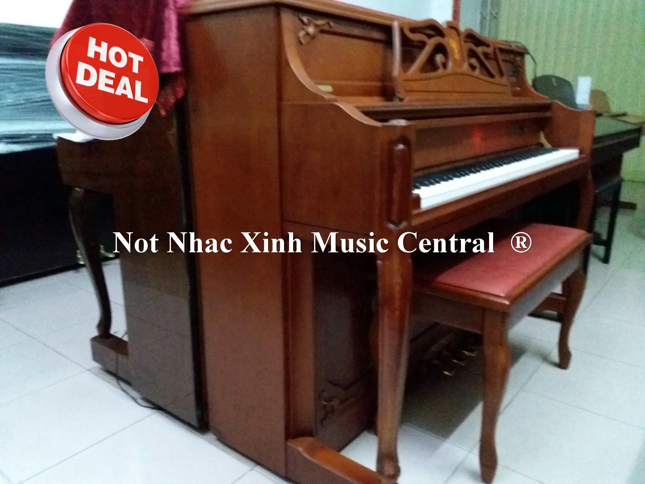 Đàn piano cơ Samick 230 NCD