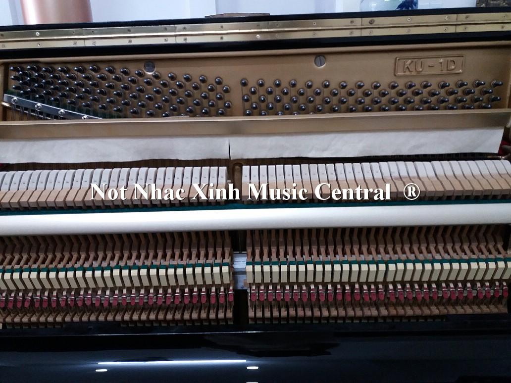 Đàn piano cơ Kawai KU-1D