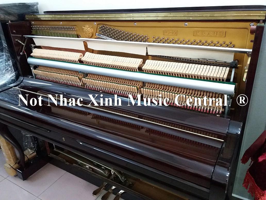 Đàn piano cơ Kraus PU-10