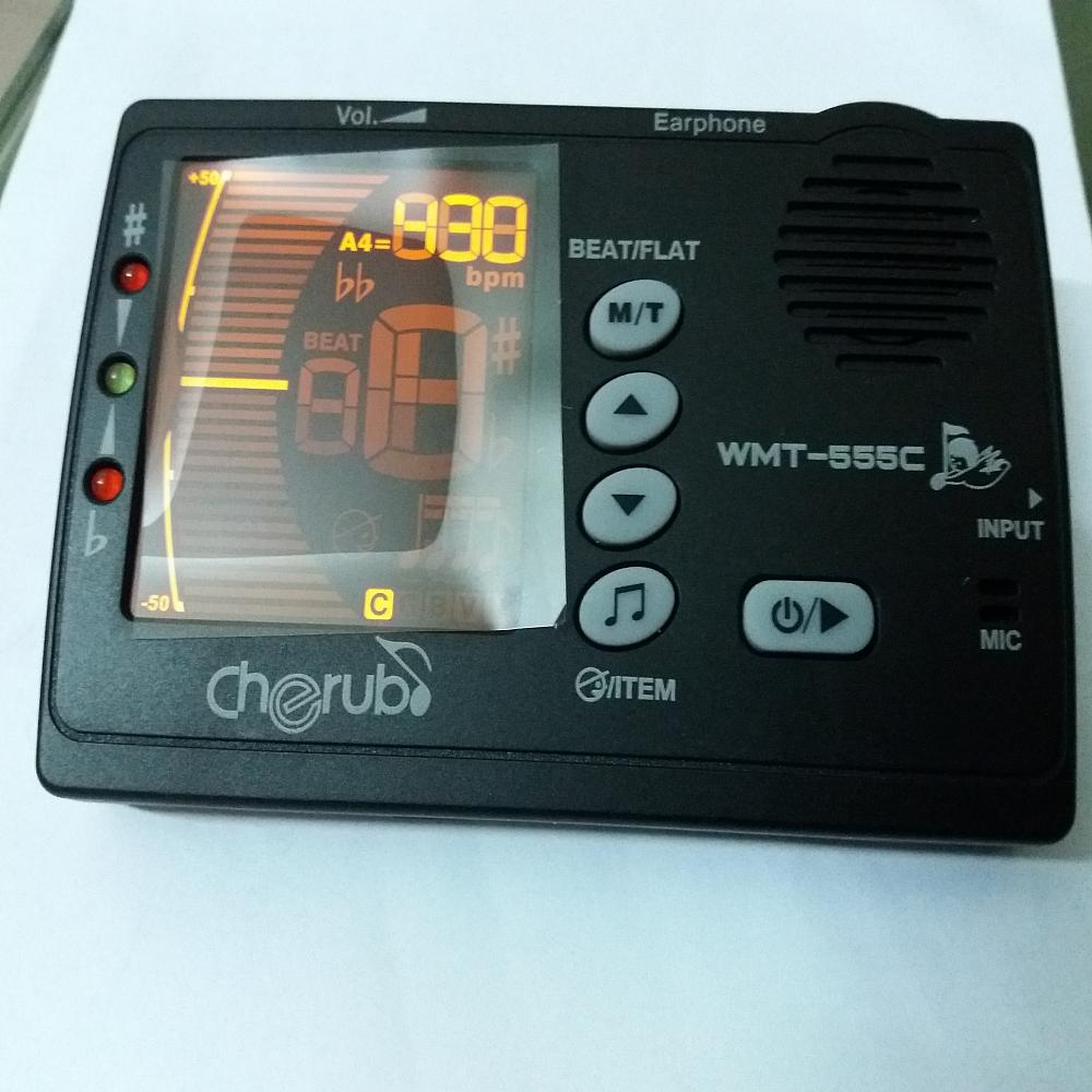 Máy lên dây đếm nhịp Cherub WMT-555C