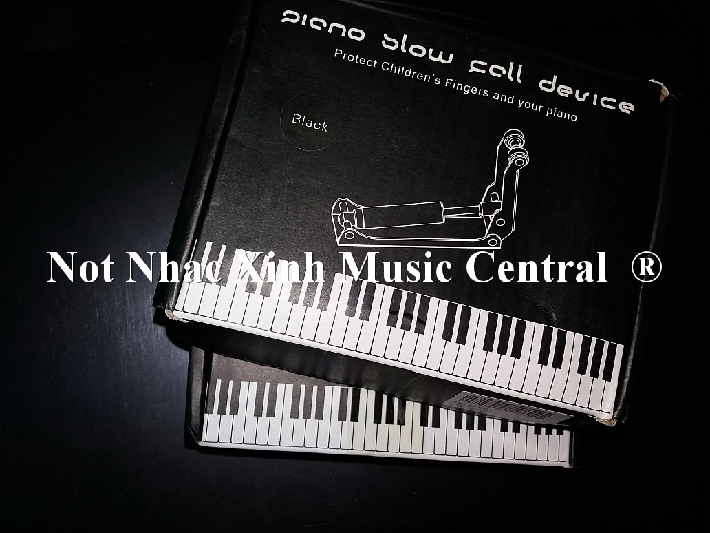 Thiết bị làm êm nắp piano