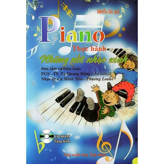 Sách học piano cho thiếu nhi - Những Nốt Nhạc Xinh